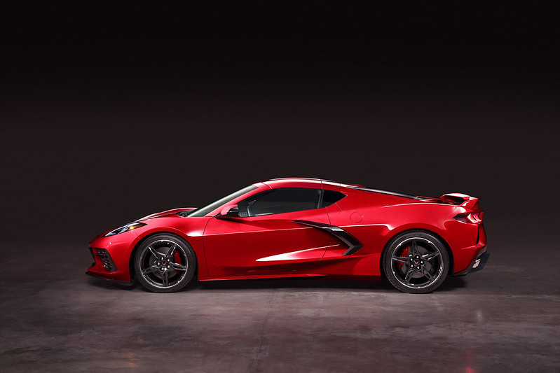 Corvette Stingray Earns the Title of 2020 North American Car of the Year