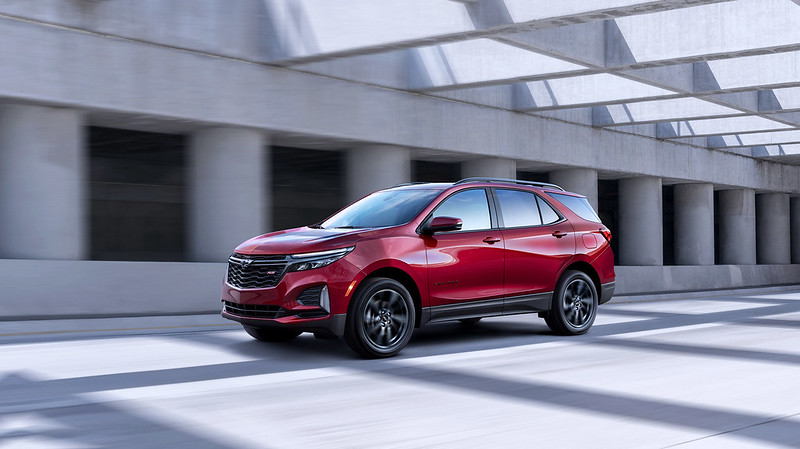 Chevrolet Equinox Gets Refresh for 2021