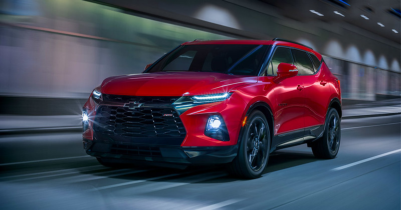 Advanced Technologies of the 2020 Chevrolet Blazer