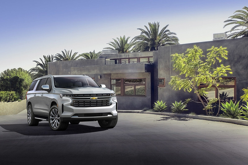 2020 Chevrolet Suburban RST Is a Cool Family SUV