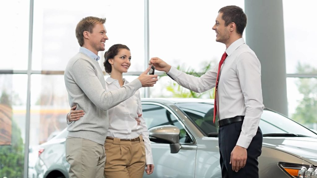 Couple Buying Car | Bellefontaine, OH